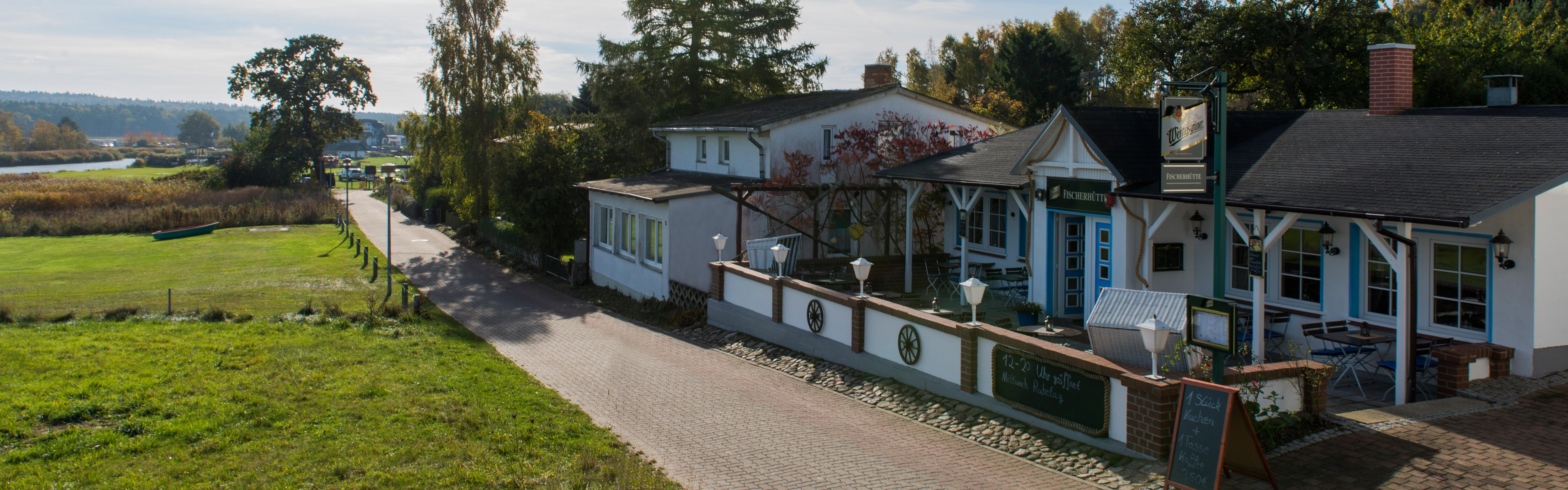 Fischerhütte Moritzdorf